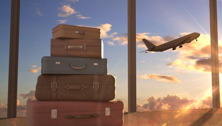 Из-за забастовки работников авиакомпании SAS отменены рейсы между Ригой и Стокгольмом