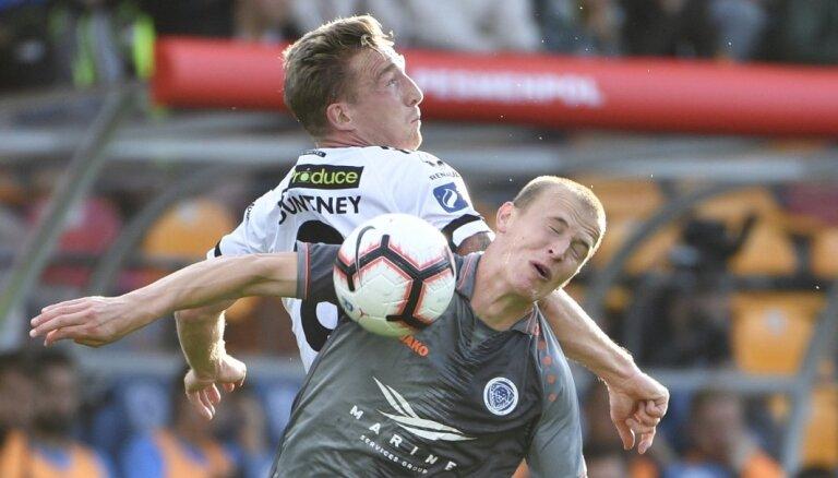 'Riga' pēcspēles sitienos izstājas no UEFA Čempionu līgas kvalifikācijas