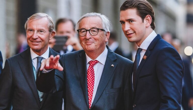 ES līderi Zalcburgā nepanāk progresu migrācijas jautājumos