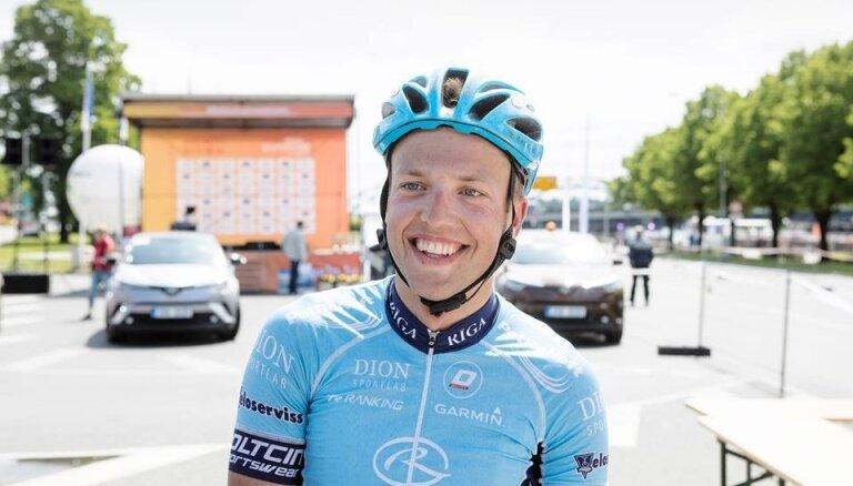 Bogdanovičs izcīna piekto vietu 'Tour of China 2' velobrauciena otrajā posmā