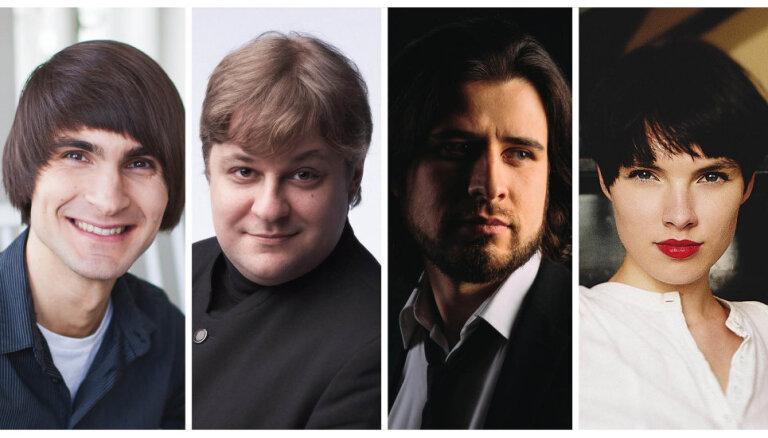Ar slavenu pianistu koncertu atklās jaunu stipendiju fondu