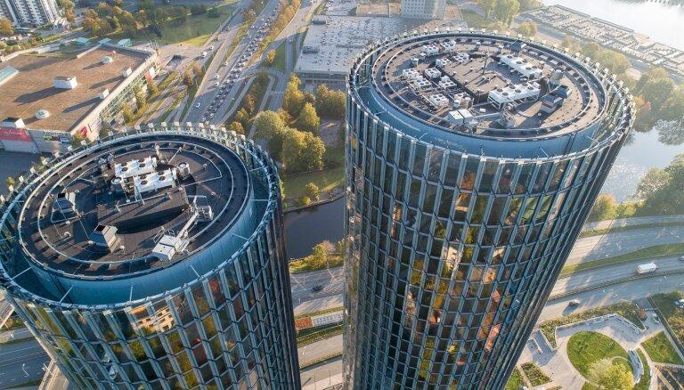 Latvijas balzams за 2,136 млн евро продал три объекта недвижимости возле комплекса Z-Towers