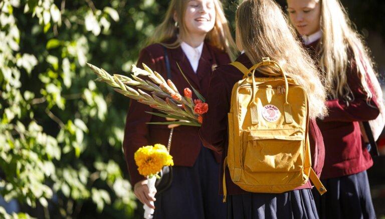Министерство образования: в этом году в Латвии стало больше школьников