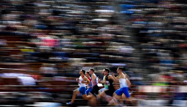 Krievijas vieglatlētiem par dopinga lietošanu anulēti rezultāti
