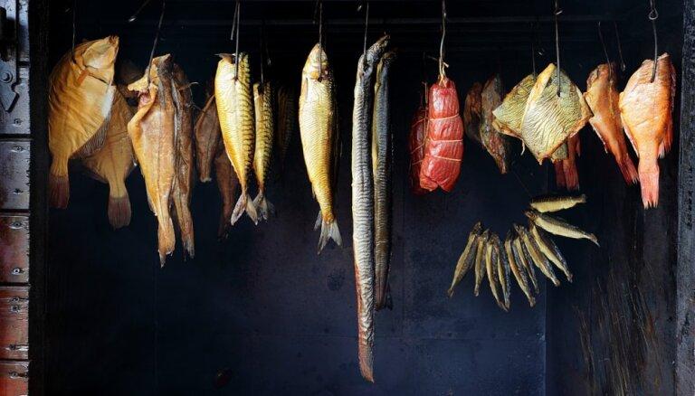 Zvejnieksvētkus sagaidot: 19 zivīgas idejas gardām uzkodām un pusdienām