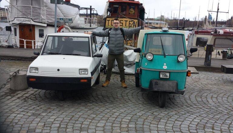 Latvijā iespēju netrūkst. Jānis Geduševs par atgriešanos no Zviedrijas