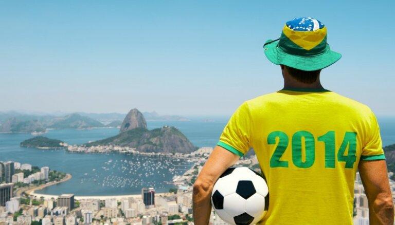 Noskaidros Pasaules kausa izcīņas futbolā trešās vietas likteni