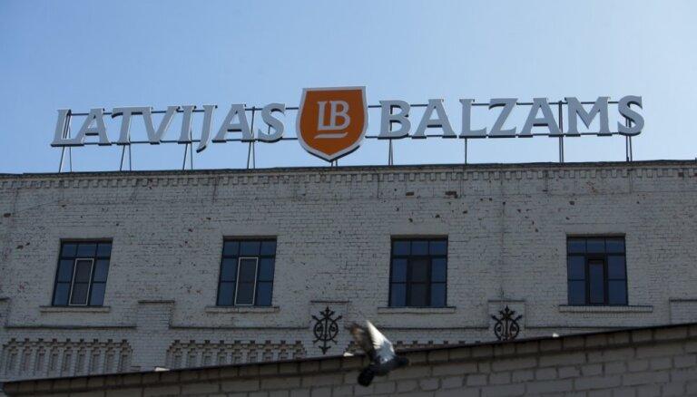 В топе латвийских производителей напитков доминируют алкогольные компании