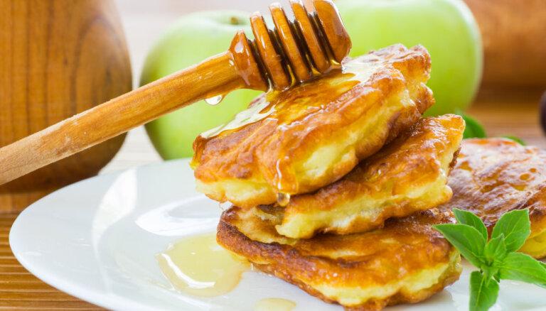 Deviņas iecienītākās pankūku receptes no Latvijas dārzu labumiem