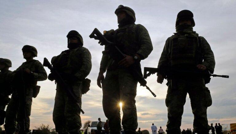 Degvielas cauruļvada sprādzienā Meksikā 73 upuri