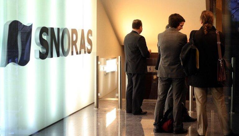 Поворот по делу о национализации Snoras и Krājbanka: решение не в пользу Литвы