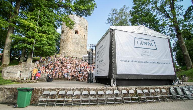 От места русского языка до воспитания гениев. Почему надо ехать в Цесис на фестиваль Lampa?