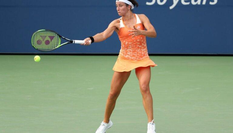 Севастова разгромила 18-летнюю американку во втором круге US Open-2018