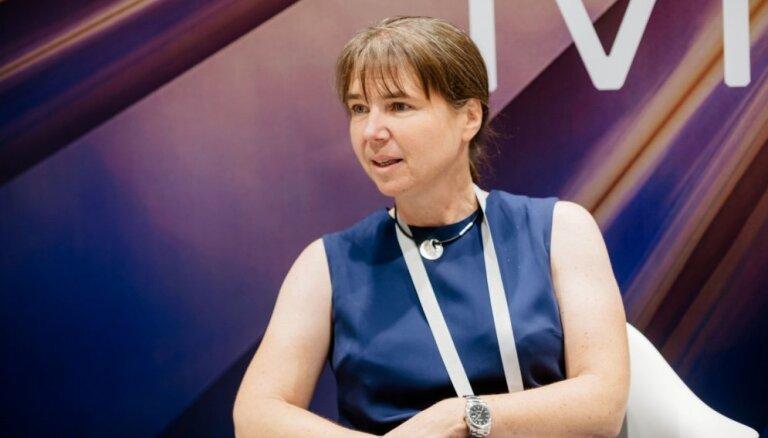 """""""Dell"""" viceprezidente: Baltijas valstīs sastopamies ar īpašu briedumu attieksmē pret jaunām tehnoloģijām"""