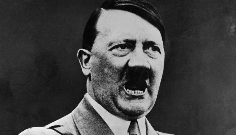 Atrasti jauni pierādījumi, ka Hitlers inscenējis savu nāvi