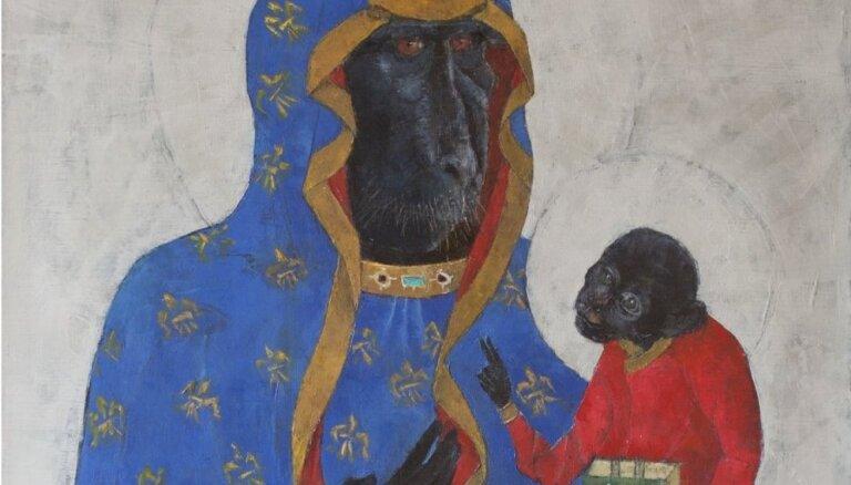 Djomina un Ivanova darbi būs aplūkojami prestižā mākslas mesē ASV