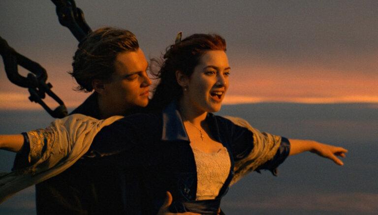 Neparasti un skumji fakti par visu laiku romantiskāko filmu 'Titāniks'