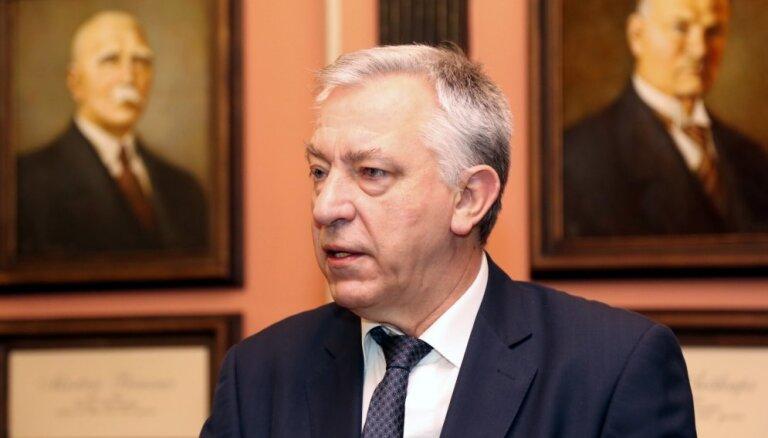 LU prorektors: IZM ideja par jaunām rektora vēlēšanām neatbilst tiesas konstatētajam