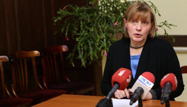 Ārstu biedrība par prezidenti ievēl ģimenes ārsti Aizsilnieci