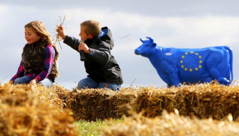 Latvijas lauksaimnieki atbalsta maksājumos decembrī saņems 140 miljonus eiro