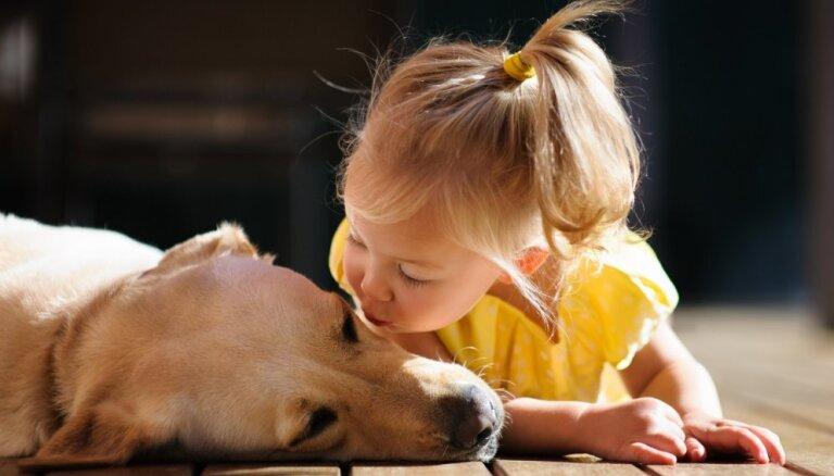 Psiholoģe: bērna vēlmi pēc mājdzīvnieka nedrīkst apmierināt tikai daļēji