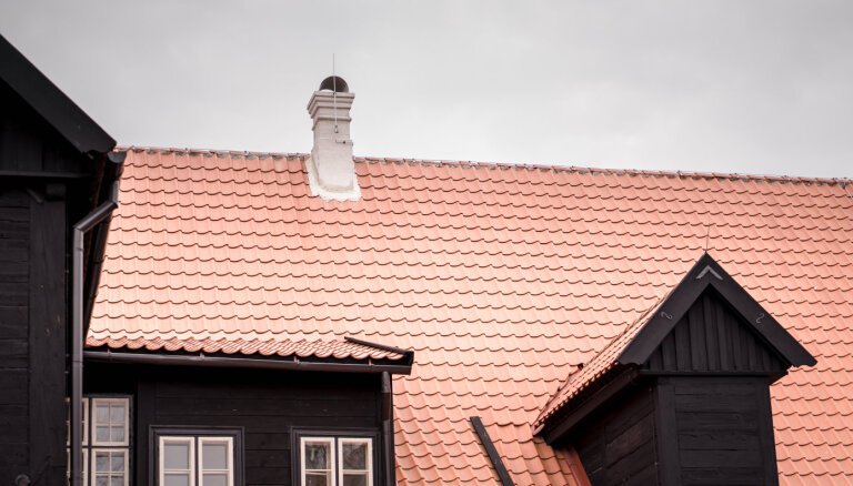 FOTO: Liepājā pieņemta ekspluatācijā restaurētā Hoijeres kundzes viesnīcas ēka