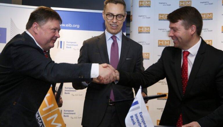 Junkera plāna ietvaros atbalstu saņēmis pirmais privātā sektora uzņēmums Latvijā