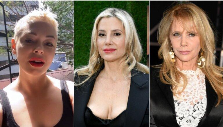 Holivudas 'monstra' Vainstīna piesmietās aktrises gandarītas par viņam spriesto sodu