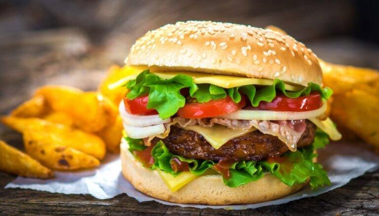 Milžu burgers izsalkušiem ēdājiem – kā tādu pagatavot pašam