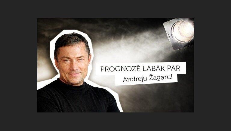 'Spēlmaņu nakts 2015': Prognozē labāk par Andreju Žagaru!