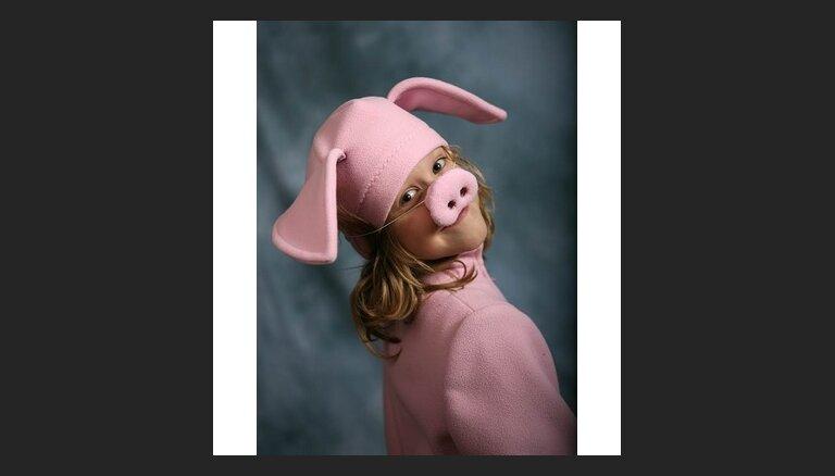 Фотоконкурс детских новогодних костюмов: победители