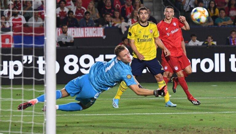'Bayern' UEFA ČL grupu turnīram sastāvā iekļauj arī Ontužānu