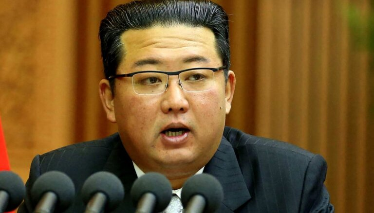Kims piedāvā atjaunot saziņas kanālu ar Seulu