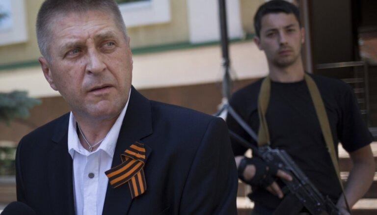 """Пресса сообщает об отставке и аресте """"народного мэра"""" Славянска"""