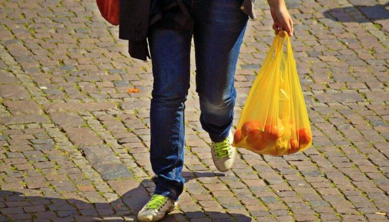 Sešas plastmasas maisiņu priekšrocības