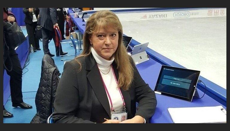 Впервые на Олимпиаде фигурное катание будет обслуживать судья из Латвии