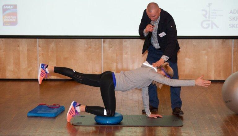 'Lattelecom' Rīgas maratona skriešanas skola pulcēs rekordlielu apmeklētāju skaitu