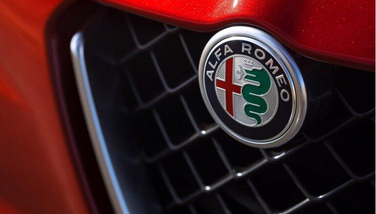 'Alfa Romeo' pēc 30 gadu pārtraukuma atgriežas F-1