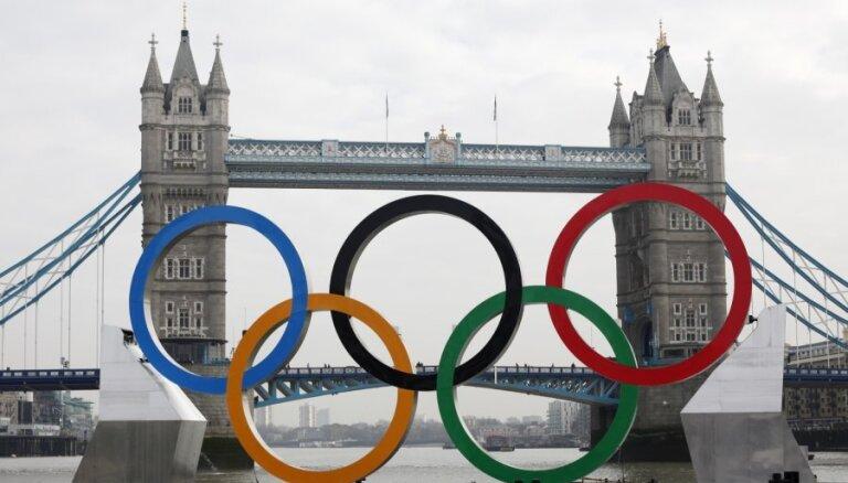 Londonas olimpiskās spēles atklās Lielbritānijas karaliene Elizabete II