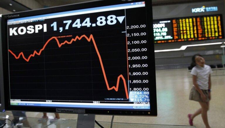 Акции Panasonic рухнули из-за прогноза об убытках