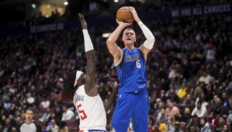 NBA trešo sezonu pēc kārtas būs vairāk nekā 100 leģionāru