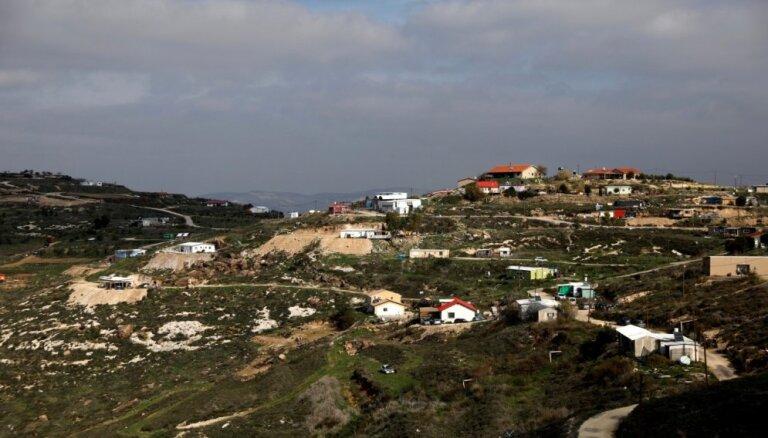США признали законность еврейских поселений на Западном берегу