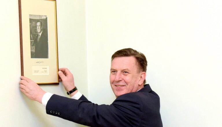 """""""Я сделал 80% из обещанного!"""" Кучинскис про внешнего Левитса, внутреннего Вейониса и организм Латвии"""