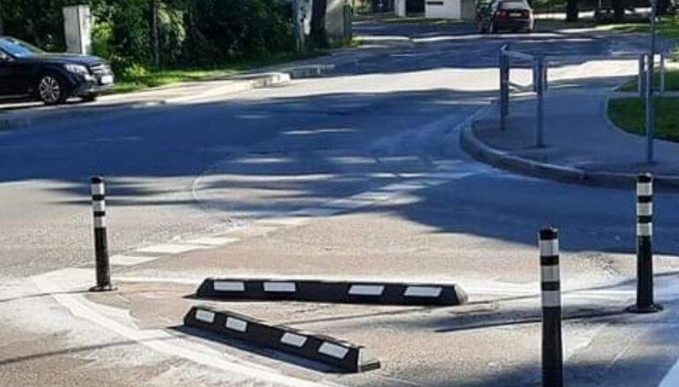 Valdis Gavars: Stabiņu invāzija Rīgas ielās