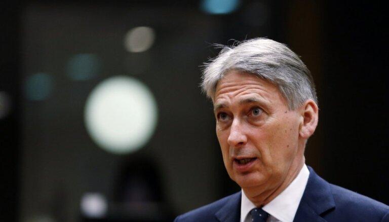 Ministrs: Valdībai nav sarkano līniju 'Brexit' sarunās ar opozīciju