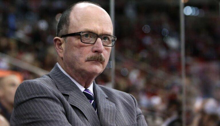 Baltkrievijas hokeja izlase uzticēta bijušajam NHL trenerim un Stenlija kausa ieguvējam