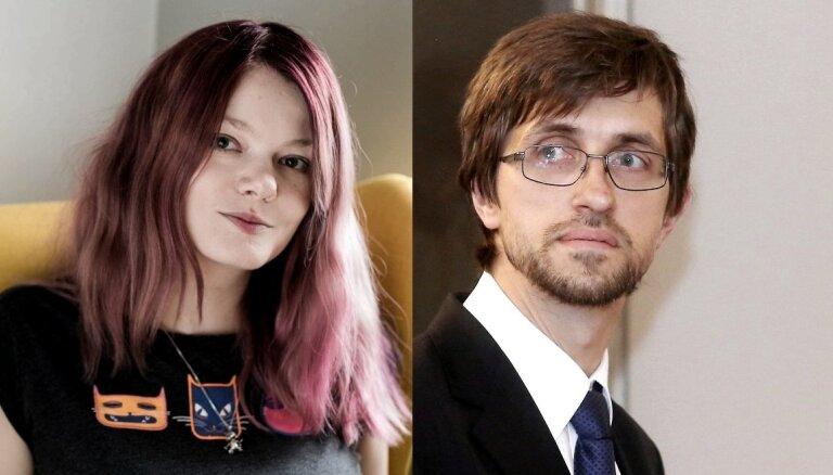 Latvijas PEN balvu 2021. gadā saņem Alise Zariņa un Viesturs Ķerus
