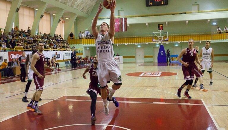 'Barons kvartāls' basketbolisti izcīna LBL bronzas medaļas
