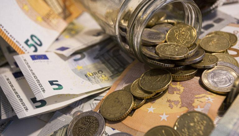 Šogad neparedzētiem gadījumiem kopumā novirzīti divi miljardi eiro