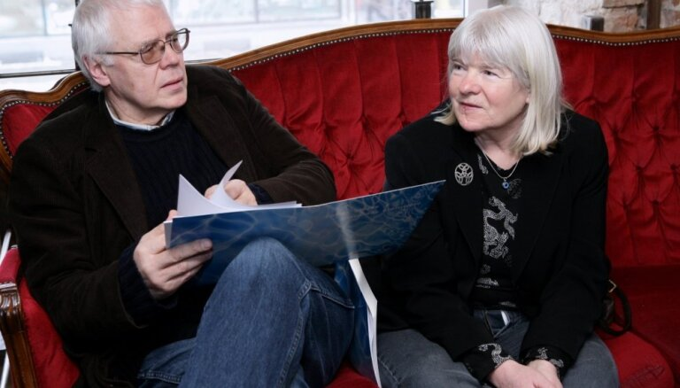 Balvu par mūža ieguldījumu Latvijas kino saņems Ansis Bērziņš un Roze Stiebra